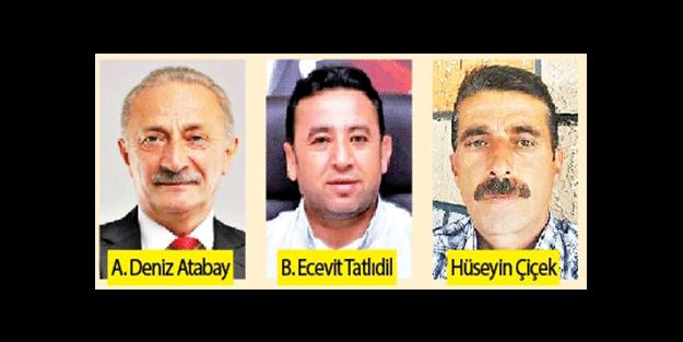 Tacizci isimler CHP'de baş tacı