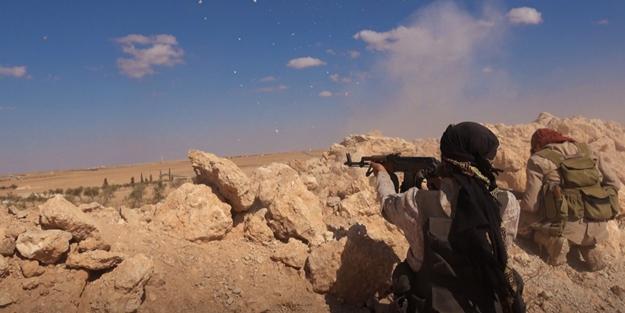 Tahrir-i Şam bölgeden çatışma görüntüleri yayınladı