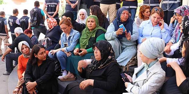 Taksim'deki ana da Diyarbakır'daki değil mi?