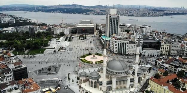 Taksim'in silüeti yeni AKM ile değişti!