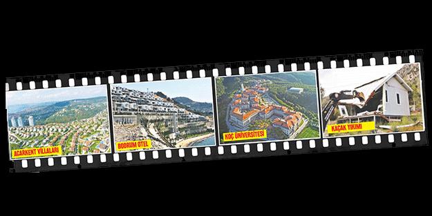 Talanın adresi CHP'li belediyeler
