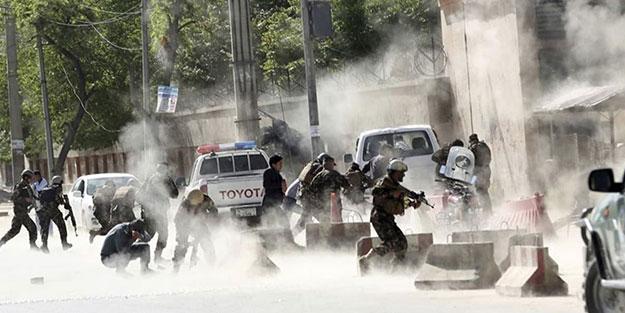 Taliban bir kez daha saldırdı! Ölüler var