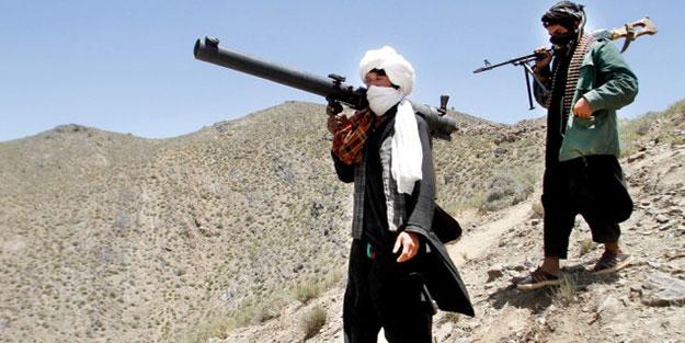 Taliban yine vurdu! Ölü ve yaralılar var