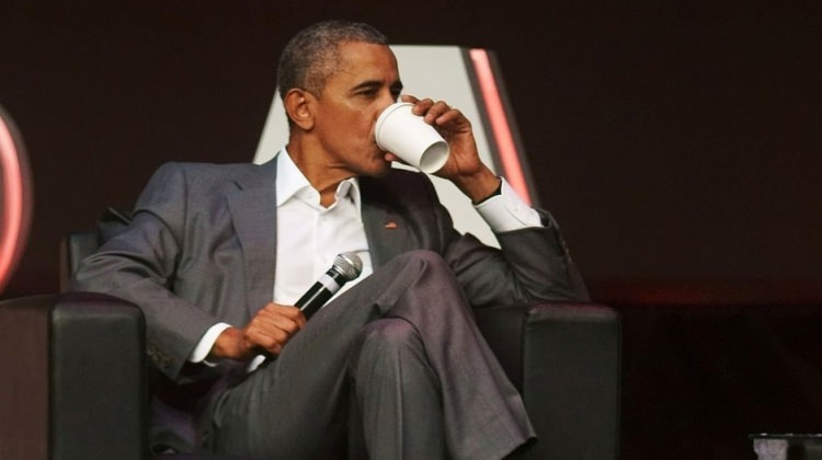 Tam 2.9 milyon beğeni... Barack Obama tarihe geçti!