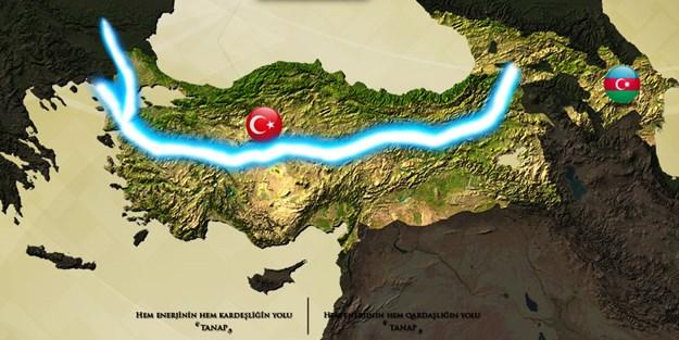 TANAP'ın açılışını Erdoğan yapacak