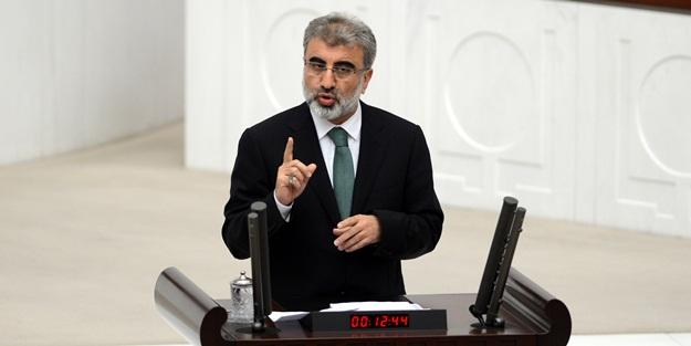 Taner Yıldız: Lütfen beni AK Partili arkadaşlarım alkışlamasınlar
