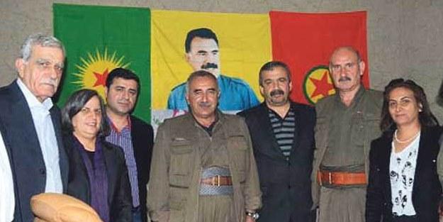Kirli HDP-PKK bağlantısını açıkladı!