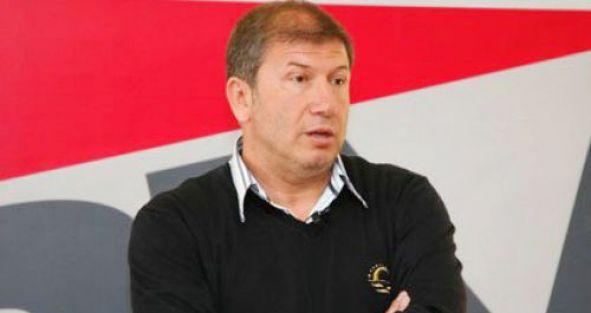 Tanju Çolak belediye başkanlığı için başvurdu