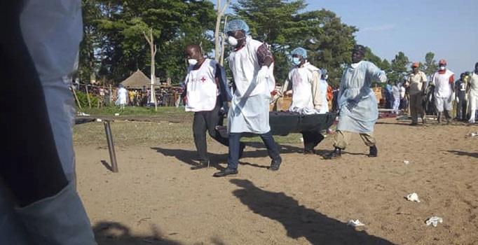 Tanzanya'daki feribot faciasında ölü sayısı 167'ye çıktı