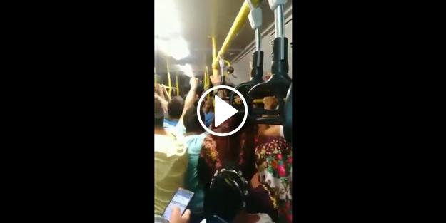 Tarih 15 Temmuz 2016... Ankara'da bir belediye otobüsü...