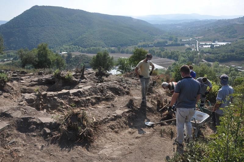 Tarih ve kültür zengini bölgeye binlerce yıllık dokunuş