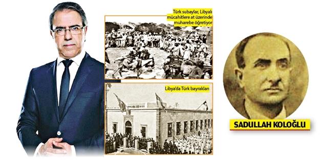 Tarihçiler: Libya bizim iç meselemiz! İlk başbakanını da biz göndermiştik