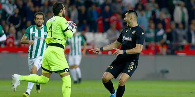 Tarihe geçen maçı Yeni Malatyaspor kazandı!