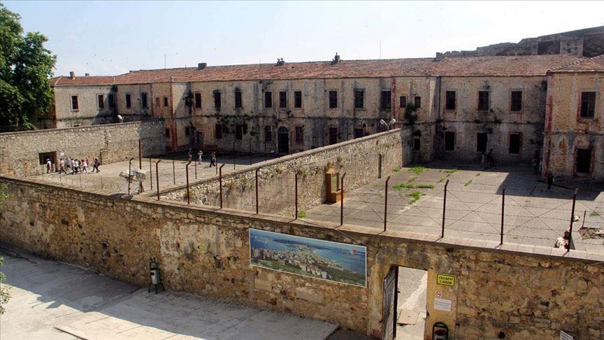 Tarihi Sinop Cezaevi'nin restorasyonuna başlanacak