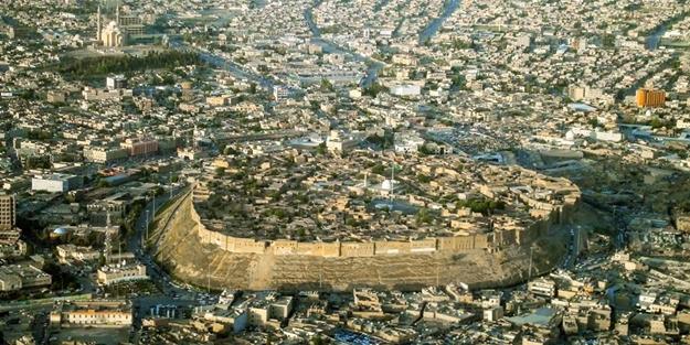 Tarihi Türkmen kenti: Erbil