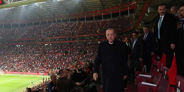 Tarihi zafer sonrası Erdoğan'dan ilk açıklama