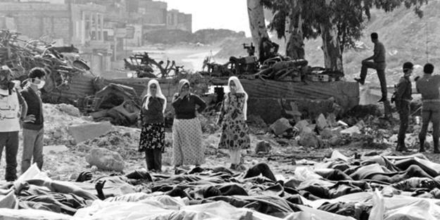 Tarihin en korkunç katliamı... Sabra ve Şatilla
