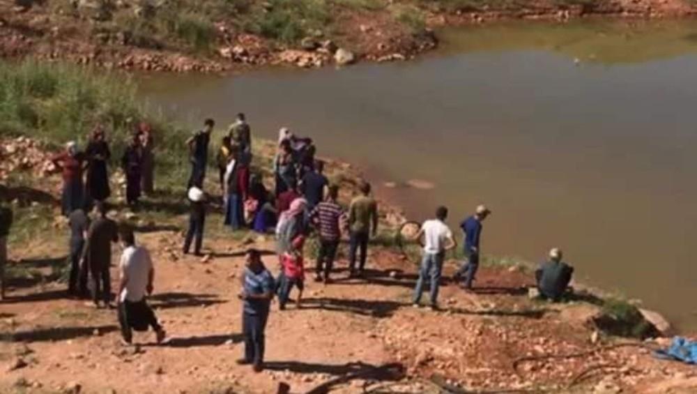 Tarım işçisi çocuk serinlemek için girdiği gölette boğuldu
