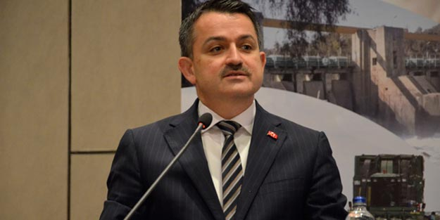 Tarım ve Orman Bakanı Bekir Pakdemirli: Türkiye tarımsal hasılada Avrupa birincisidir