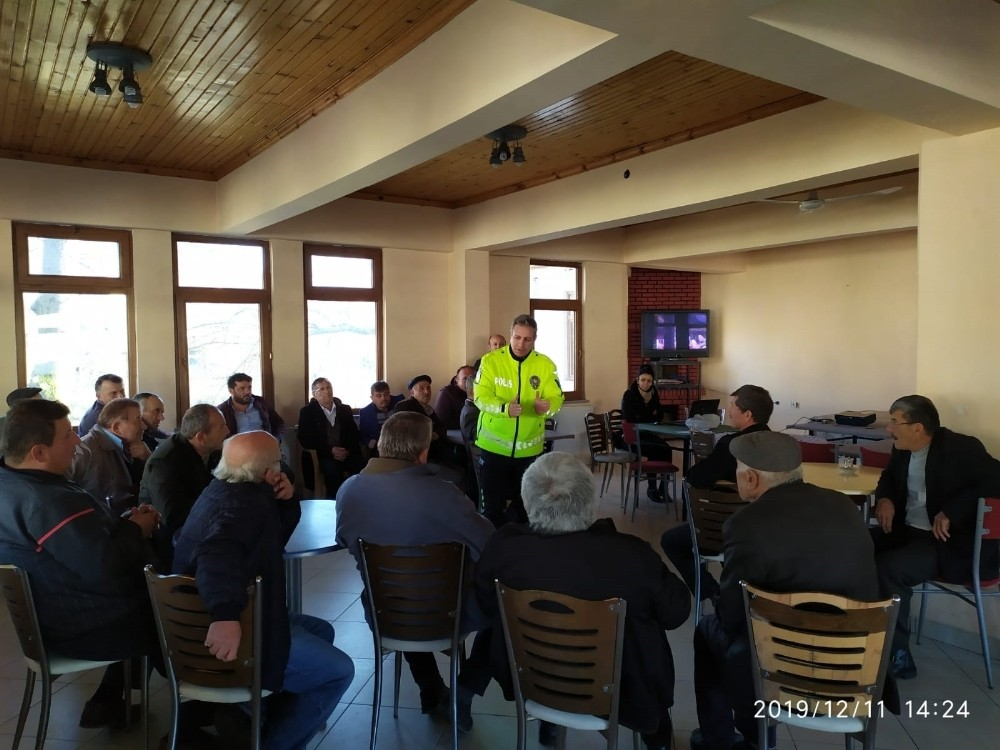 Tarım ve Orman Müdürlüğü'nden yoğun eğitim programı