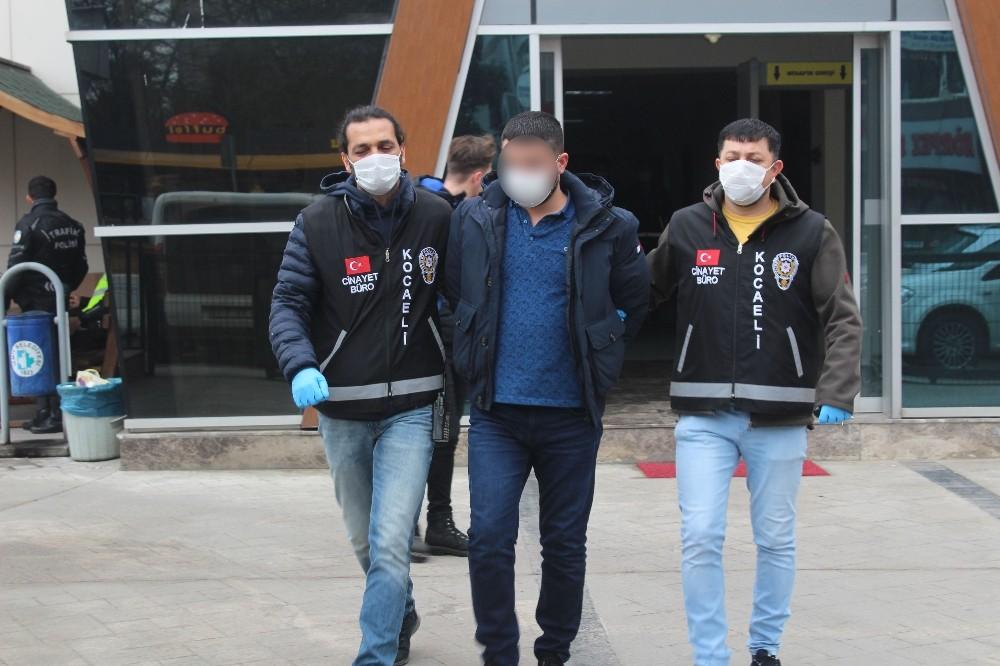 Tartıştıkları vatandaşın iş yerini kurşunlayan kuzenler tutuklandı