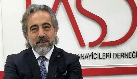 TASD'ın yeni başkanı Süleyman Gürsoy oldu