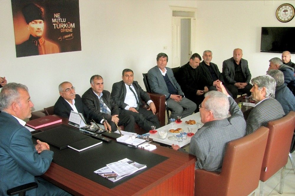 Taşköprü'ye rakip çıkan Araban'da Sarımsak Üreticileri Birliği Kuruldu