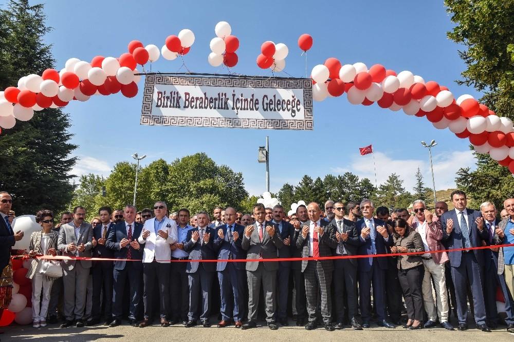 Taşköpür'da Sarımsak Festivali, coşkuyla kutlandı