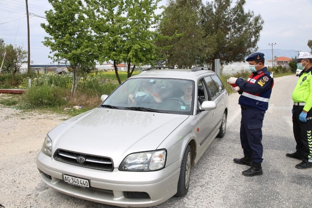 Tatil için gelen Hollandalı 2 turist kontrol noktasından geri döndürüldü