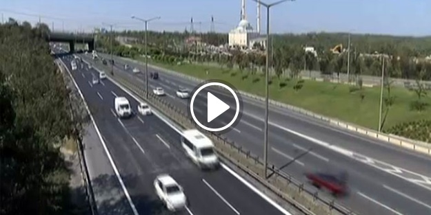 Tatilciler gitti, İstanbul trafiği rahat bir nefes aldı