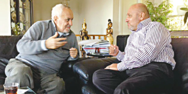 TAVAK Yönetim Kurulu Başkanı Prof. Dr. Faruk Şen: Yasakçı Almanya'nın, Türkiye'yi suçlamaya hakkı yok
