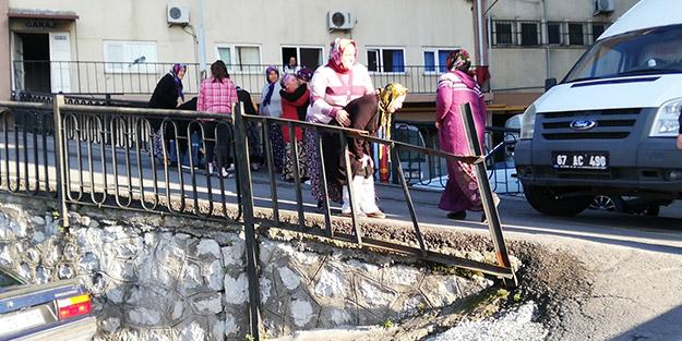 Tavanı göçen maden ocağından acı haber