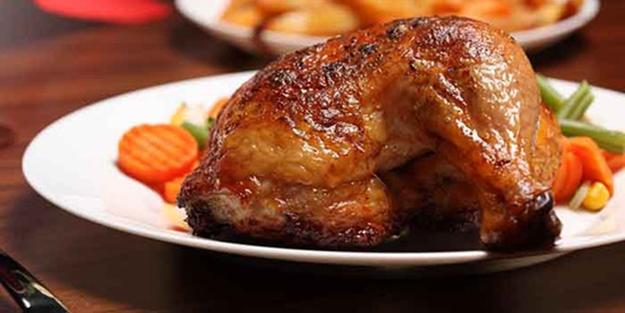 Tavuk pişirirken bunlara dikkat!