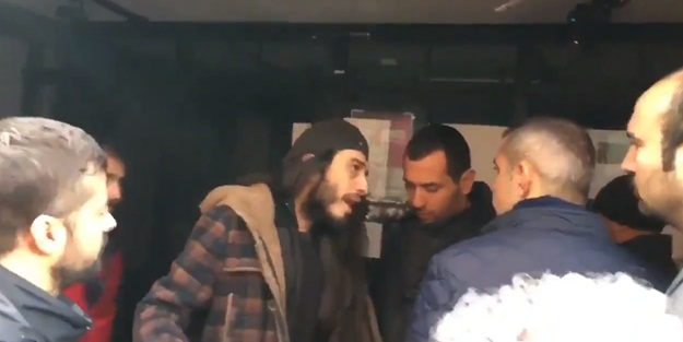 Çakma Che Guevara Taylan Kulaçoğlu'nun devlete diklendiği videonun devamı ortaya çıktı