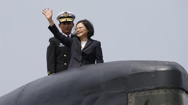 Tayvan: Kendi denizaltımızı üreteceğiz