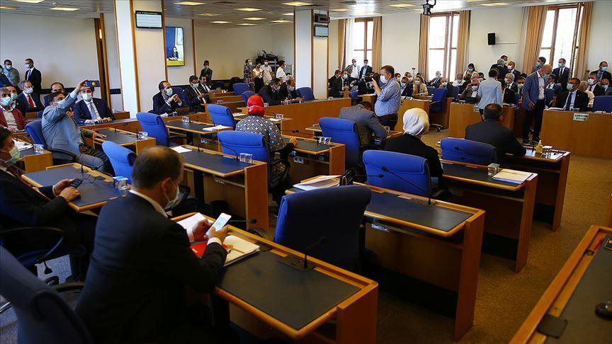 TBMM Adalet Komisyonu barolar düzenlemesi için 5 günde 52 saat mesai yaptı