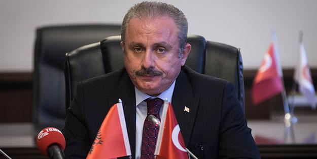TBMM Başkanı Mustafa Şentop açıkladı: O sistemden çıktık