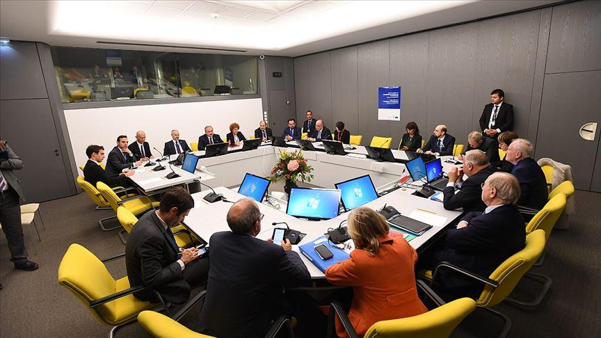 TBMM Başkanı Mustafa Şentop Fransız mevkidaşlarıyla görüştü