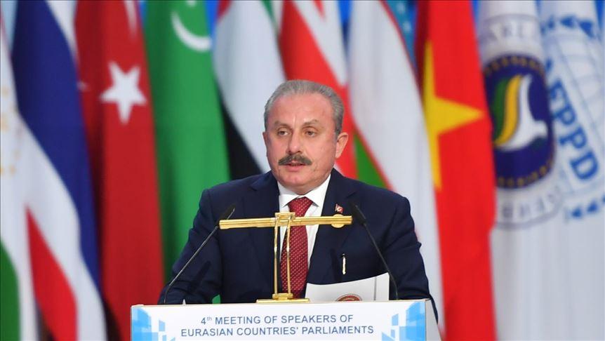 TBMM Başkanı Mustafa Şentop: Türkiye dünyanın en cömert ülkesidir