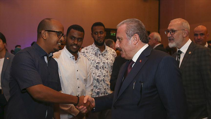TBMM Başkanı Mustafa Şentop: Türkiye'nin Afrika ülkelerine bakışı diğer ülkelerden çok farklı