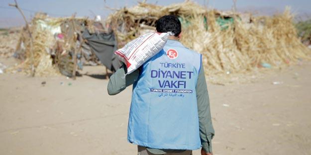 TDV Yemen için seferber oldu