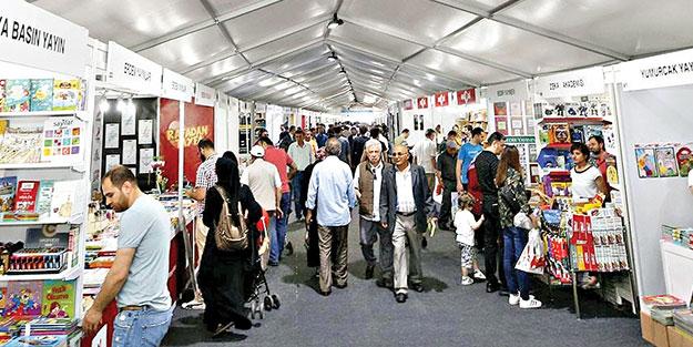 TDV'nin 38'inci kitap fuarı 15 Mayıs'ta Çamlıca'da