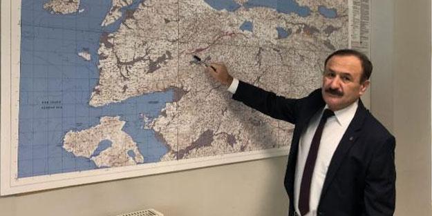 Tedirgin eden uyarı! 'Yalova depremi, Marmara depremi öncesi bir uyarıdır'
