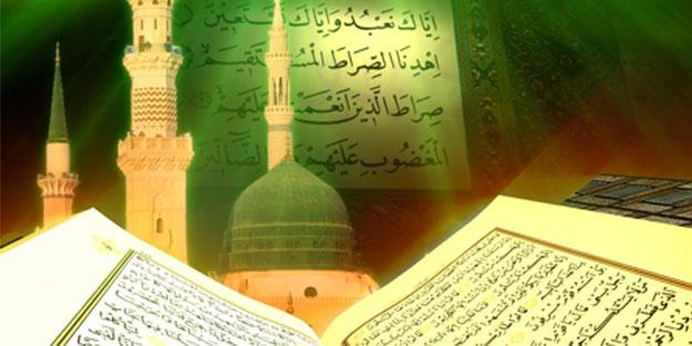 Tek çare İslam reçete Kur'an!