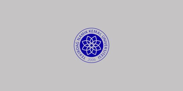 Tekirdağ Namık Kemal Üniversitesi Profesör, Doçent ve Dr. Öğretim Üyesi alımı 2019 başvuru