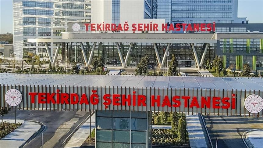 Tekirdağ Şehir Hastanesi'nin dijital altyapısına Turkcell imzası