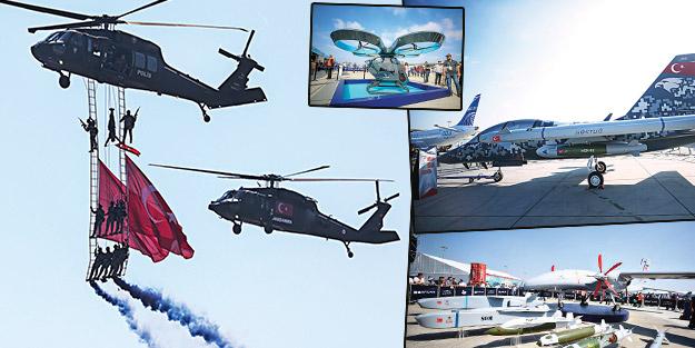 Teknofest, milli teknoloji hamlesinin itici gücü oldu! Yüzbinleri İstanbul'da buluşturdu