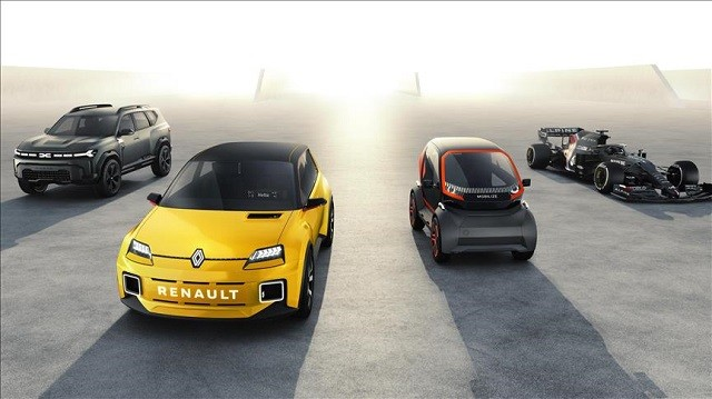 Teknoloji, enerji ve servis hizmetleri markasına dönüşecek! Renault'da yeni dönem