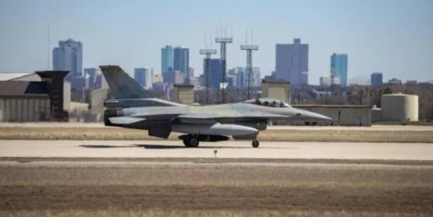 Teksas'taki F-16 Türkiye'ye karşı havalandı!