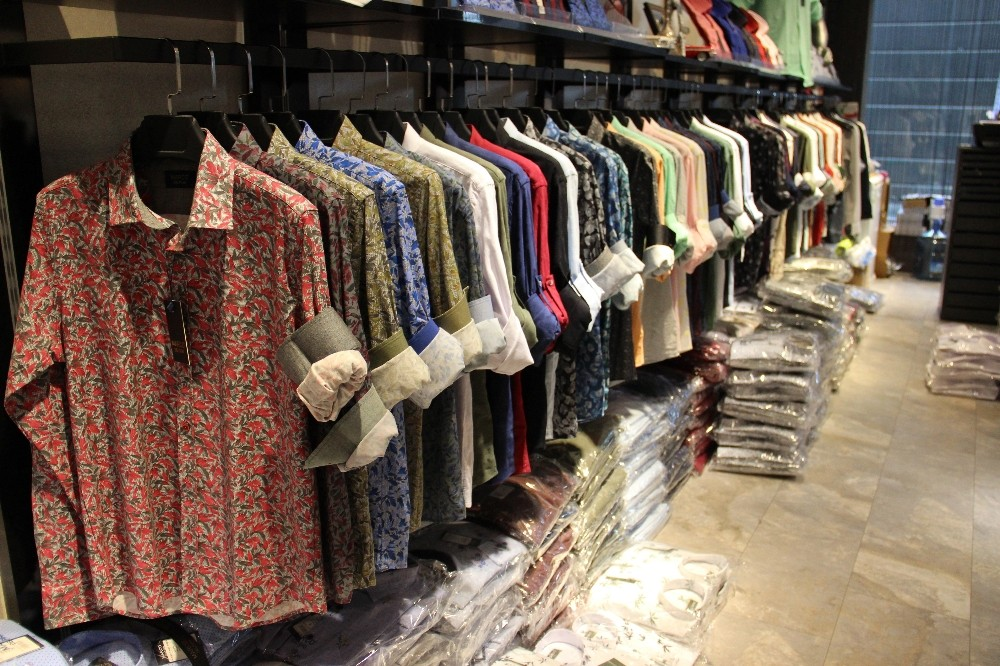 Tekstilci ihracat için kepenk açıyor